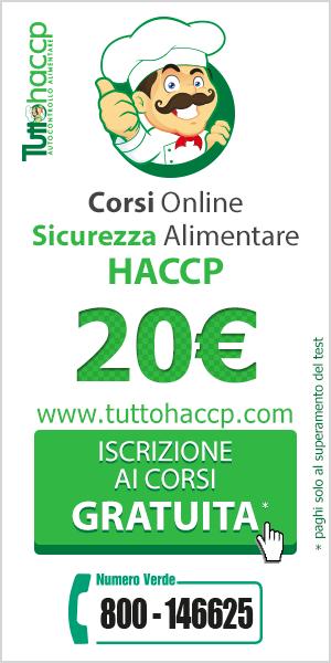corsi haccp online da 20€