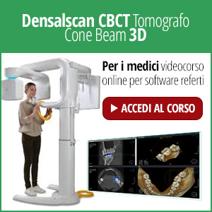 Dentascan 3D corso software referti
