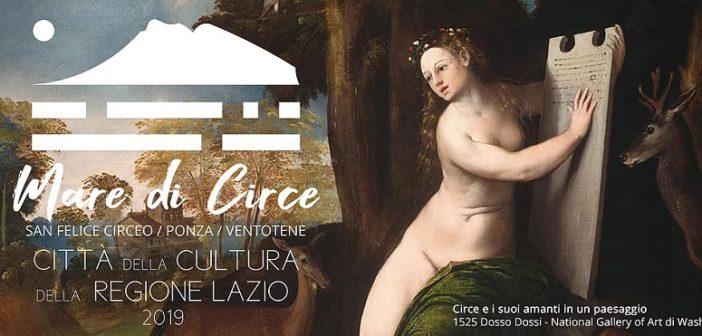 Città della cultura Regione Lazio 2019, San Felice Circeo Ponza Ventotene
