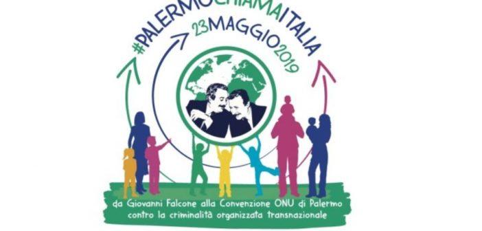 #PalermoChiamaItalia XXVII anniversario stragi Capaci e Via D'Amelio