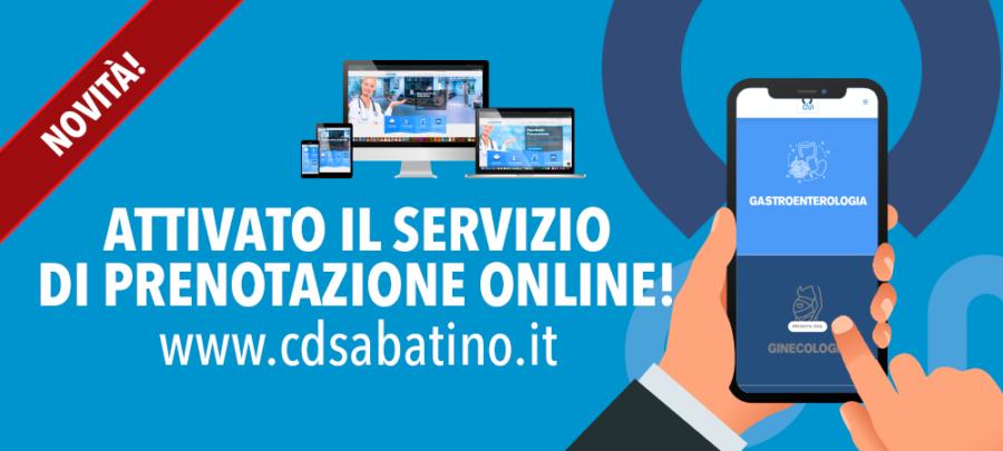 Prenotazioni Online Visite Specialistiche Cdsabatino Anguillara Roma Nord