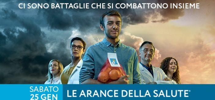 Arance della salute Airc 2020, nelle piazze italiane il 25 gennaio