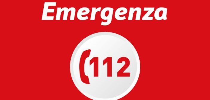 Regione Lazio Numero unico emergenze 112 per il prefisso 0774